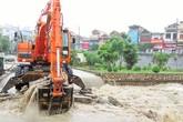 Quảng Ninh: Phá đập, phong tỏa sạt lở cứu hàng nghìn dân