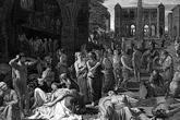 Phát hiện hãi hùng về đại dịch càn quét Hy Lạp cổ đại giống dịch Ebola
