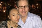 """Lấy chồng Tây 2 năm, Đoan Trang mới được đi """"trăng mật"""""""