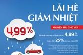 Vietinbank ưu đãi lãi suất cho vay chỉ còn từ 4.99%/năm