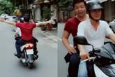"""Quang Lê """"mất điểm"""" vì bức ảnh xem thường pháp luật"""