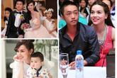 Người đẹp Việt dính nghi án dứt tình lúc chồng khó khăn