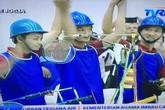 VN lần thứ 5 đăng quang Robocon châu Á - Thái Bình Dương