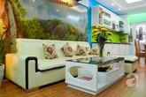 Căn hộ 68m² rực rỡ sắc màu của gia đình trẻ ở Hà Nội