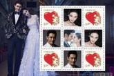 Huỳnh Hiểu Minh, Angelababy bị chế nhạo vì rao bán tem cưới