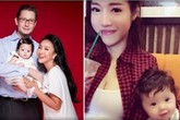 4 bà mẹ nổi tiếng lại dáng sau sinh ấn tượng năm 2014