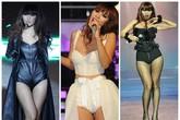 Những mỹ nhân Việt đốt cháy sân khấu bằng mốt quần siêu ngắn