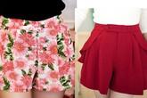 5 kiểu quần sooc tuyệt xinh cho nàng đi biển, dạo phố
