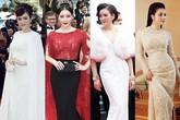 Ngưỡng mộ gu thời trang đẳng cấp của Lý Nhã Kỳ tại LHP Cannes 2015