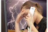 Nghe điện thoại có bị sét đánh?