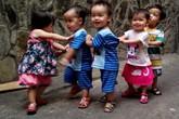 Các bé sinh 4, sinh 5 nổi tiếng ngày ấy – bây giờ ra sao?