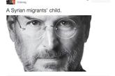 Đứa con của người đàn ông di cư làm thay đổi thế giới