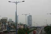 Cháy rừng ở Indonesia gây hiện tượng mù khô nguy hiểm tại Sài Gòn