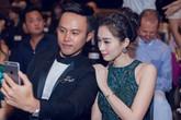Hoa hậu Đặng Thu Thảo sánh đôi doanh nhân lạ mặt điển trai