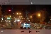 """Khởi tố vụ taxi """"điên"""" gây tai nạn kinh hoàng trên cầu vượt Thái Hà - Chùa Bộc"""