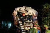 Lời kể vụ tai nạn đường sắt khiến lái tàu thiệt mạng