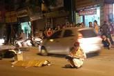 Hà Nội: Tai nạn giao thông, người đàn ông chết thảm giữa đêm khuya