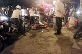 Phóng bạt mạng, thanh niên tông xe máy, nguy kịch