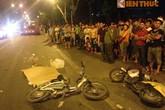 3 nữ sinh lớp 12 gặp tai nạn thương tâm ở Hà Nội
