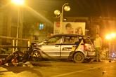 """Xe bán tải rượt đuổi taxi """"điên"""" liên quan đến một vụ việc khác?"""