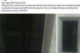 """Rợn người """"hố đen"""" thang máy chung cư HH4 của đại gia Lê Thanh Thản"""