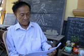 Lớp tiếng Anh miễn phí của thầy giáo già chuyên Toán