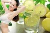 Đẹp lên nhờ uống nước chanh mật ong hàng ngày