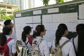 Hôm nay, hơn một triệu thí sinh làm thủ tục dự thi THPT quốc gia