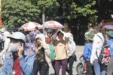 Cảnh báo sốc nhiệt do nắng nóng kéo dài ở miền Bắc và miền Trung