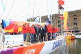 """Hơn 40 quốc gia tham dự cuộc đua """"Thuyền buồm Vòng quanh Thế giới Clipper"""""""