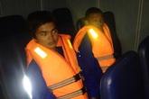 Rơi xuống biển, 2 thuyền viên Việt Nam được tàu Zambia cứu sống