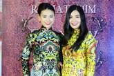 """Ngô Thanh Vân xinh như búp bê trong buổi ra mắt phim """"Ngày nảy, ngày nay"""""""