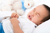 Trẻ nôn liên tục: Coi chừng bệnh co thắt tâm vị