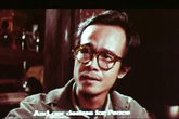 Lần duy nhất làm diễn viên của nhạc sĩ Trịnh Công Sơn