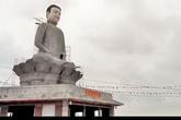 Sự thật bất ngờ về công trình tượng Phật bị đổ sập ở Thái Bình