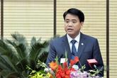Tướng Chung được bầu làm Chủ tịch UBND TP Hà Nội