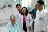Cụ bà 101 tuổi ở Đồng Tháp vừa thoát mù mắt trở thành Bà mẹ Việt Nam Anh hùng