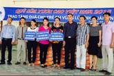 Vinamilk tặng 500 thùng sữa cho trẻ em Quảng Ninh sau đợt lũ kinh hoàng