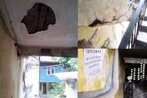 KTT Thành Công (Hà Nội): Dân hoang mang ôm đồ chạy nạn