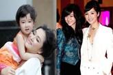 Nhan sắc không thua kém mẹ của con gái các Hoa hậu Việt
