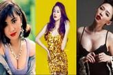 Showbiz Việt và những biểu tượng gợi cảm nhất