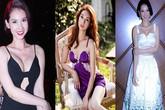 MC Quỳnh Chi ăn mặc ngày càng sexy sau ly hôn
