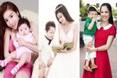 Những mỹ nhân Việt con đã lớn vẫn chưa chịu làm đám cưới