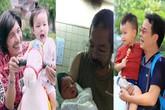7 ông bố Vbiz lo kiếm tiền nuôi con nhỏ khi đã qua bên kia dốc của cuộc đời