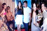 Liên tiếp các cặp đôi sao Việt chia tay khiến người hâm mộ bất ngờ