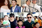 Vết rạn ngầm đằng sau những cuộc hôn nhân tưởng như hạnh phúc của sao Việt