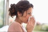 Trị chứng ngạt mũi mùa lạnh