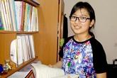 Cô gái duy nhất trong đội tuyển toán Olympic quốc tế