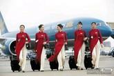 Đọ vẻ xinh đẹp của các nữ tiếp viên hàng không trong trang phục truyền thống