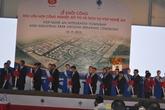 Khởi công Dự án Khu công nghiệp, đô thị- dịch vụ VSIP